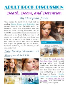 Book Club Flyer
